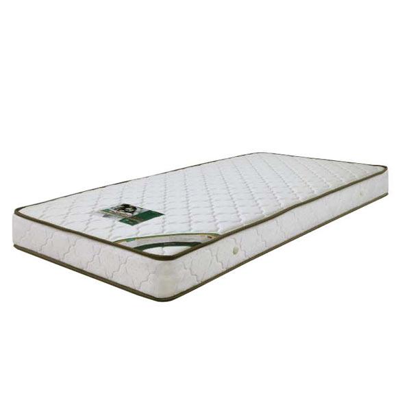マットレス マット ダブルサイズ ダブルベッド用 ベッド 厚さ19cm ポケットコイル 白