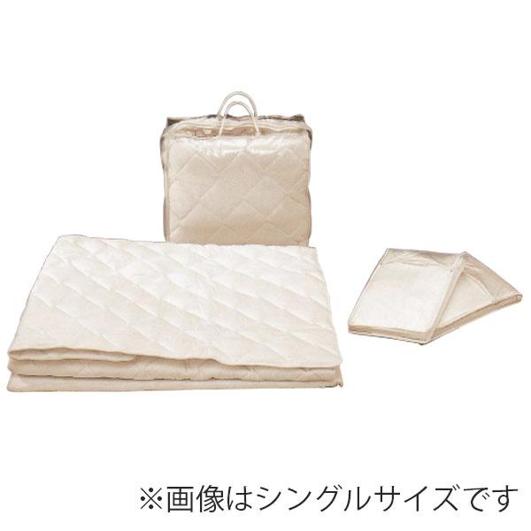寝具 3点セット セミシングルサイズ ベッドパッド 敷きパッド ボックスシーツ 布団カバー セミシングルベッド用 布団