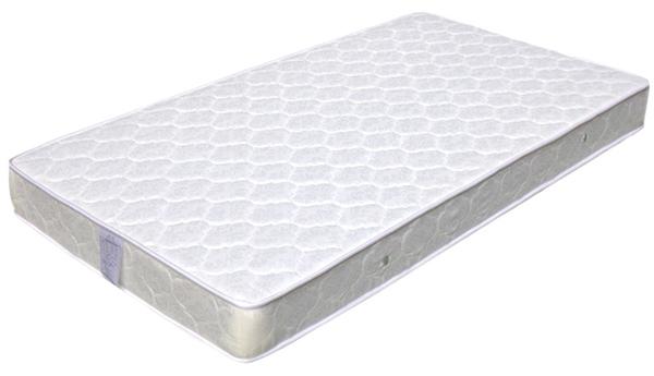 マットレス シングル ボンネルコイル マット 厚さ17cm シングルマットレス 寝具 ボンネルコイルマットレス シングルベッド用 白
