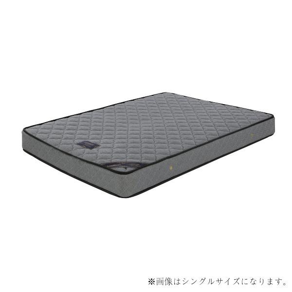 ワイドダブルマットレス マットレス ボンネルコイル ワイドダブルサイズ ワイドダブルベッド用マットレス 厚さ17cm ベッド マット