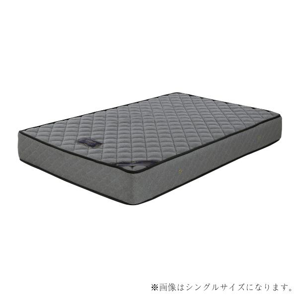 ダブルマットレス マットレス ポケットコイル ダブルサイズ ダブルベッド用マットレス 厚さ23cm ベッド マット