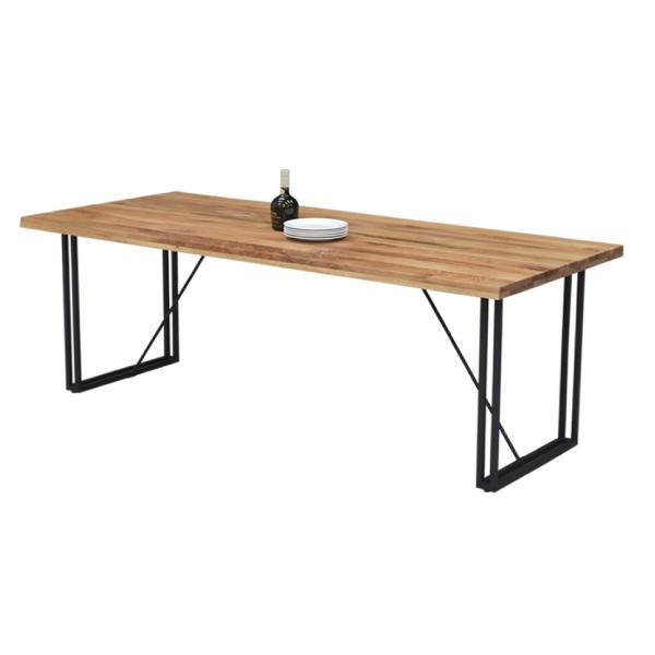 ダイニングテーブル テーブル 机 幅210cm 木製 シンプル おしゃれ モダン