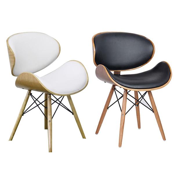 バーチェア チェア イス 椅子 おしゃれ モダン カフェ 背もたれ付き バー チェアー カウンター用 いす ソフトレザー PU