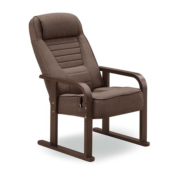 座椅子 高座椅子 椅子 いす イス チェア チェアー ファブリック おしゃれ シンプル モダン