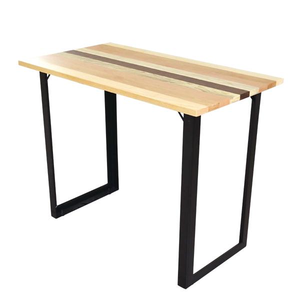 【ポイント3倍 8/9 9:59まで】 デスク テーブル ハイテーブル 机 幅90cm リビングテーブル おしゃれ モダン センターテーブル 送料無料