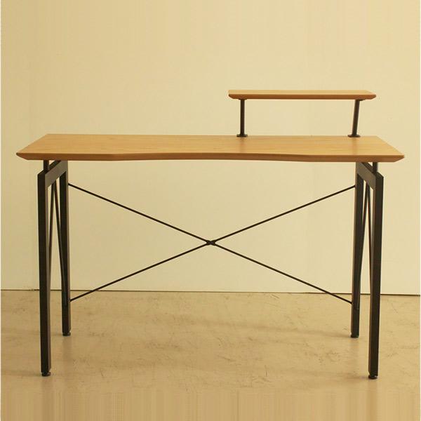 デスク 机 テーブル 幅120cm PCデスク 勉強机 シンプル モダン ナチュラル 北欧 おしゃれ