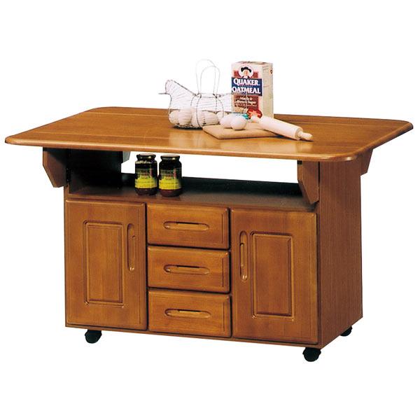 キッチンボード キッチン収納 レンジ台 キッチンカウンター 家電収納 幅120cm キャスター付き 台所 家具 完成品