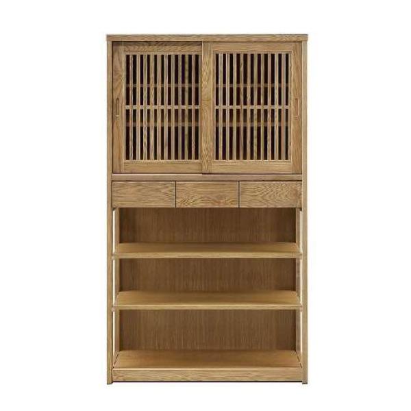 食器棚 ダイニングボード キッチンボード カップボード キッチン収納 幅90cm 日本製 シンプル おしゃれ モダン 木製