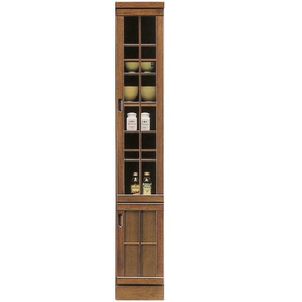 食器棚 ダイニングボード 幅30cm スリムボード 隙間 キッチン収納 キッチンボード すきま収納 和風 モダン カップボード 浮造り 木製