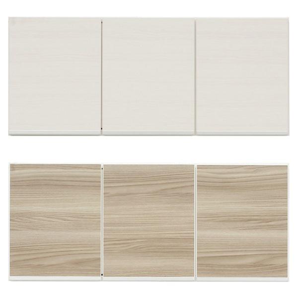 食器棚用 上置き 収納棚 幅100cm 完成品 国産 キッチン収納 おしゃれ 木製