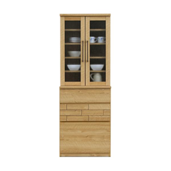 食器棚 ダイニングボード 幅60cm 北欧風 日本製 キッチン収納 木製 家具 食器収納 おしゃれ 完成品