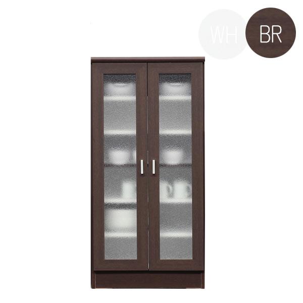 キャビネット キッチンキャビネット 開き戸 木製 モダン 幅60cm 食器棚 キッチン収納 収納家具 完成品 日本製 シンプル おしゃれ
