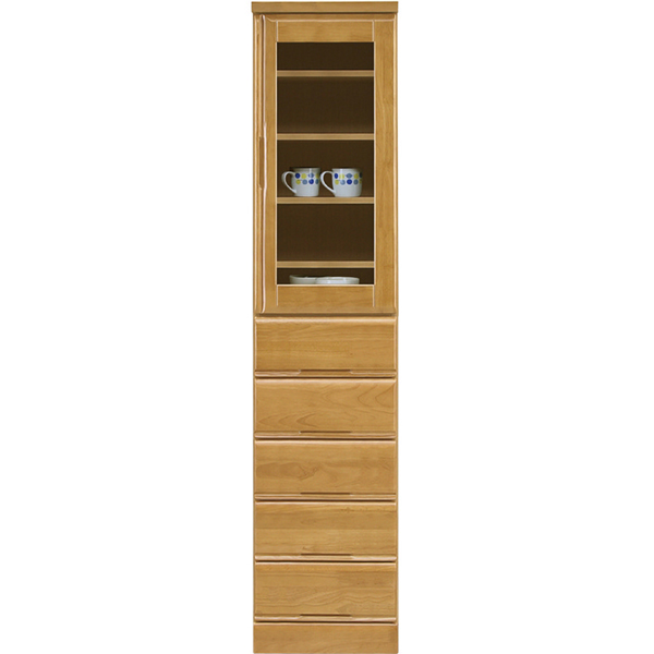 【ポイント3倍 8/9 9:59まで】 ダイニングボード 食器棚 カップボード 日本製 キッチン収納 台所 家具 木製 隙間収納 キッチンボード すきま収納 スリム 幅40cm 完成品 食器収納 隙間家具 送料無料