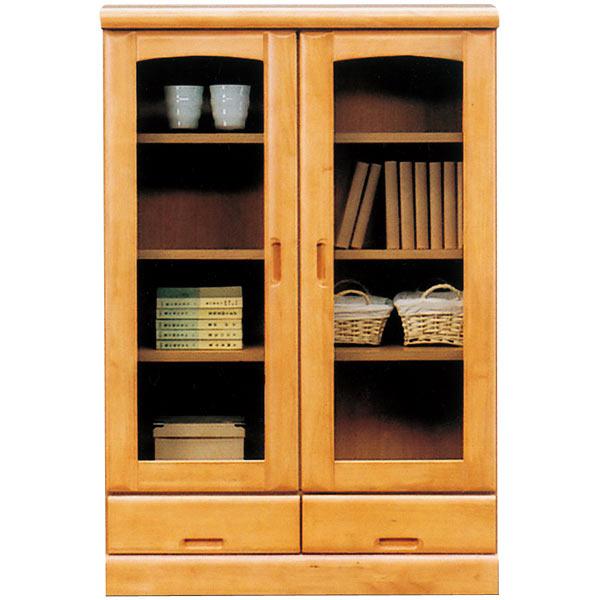 本棚 書棚 本収納 収納家具 ミドルボード 木製 幅80cm 完成品 国産 おしゃれ