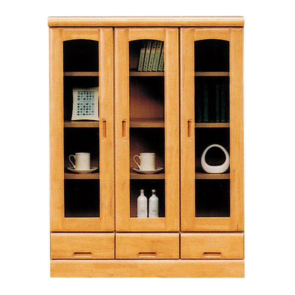 本棚 書棚 本収納 収納家具 ミドルボード 木製 幅90cm 完成品 国産 おしゃれ