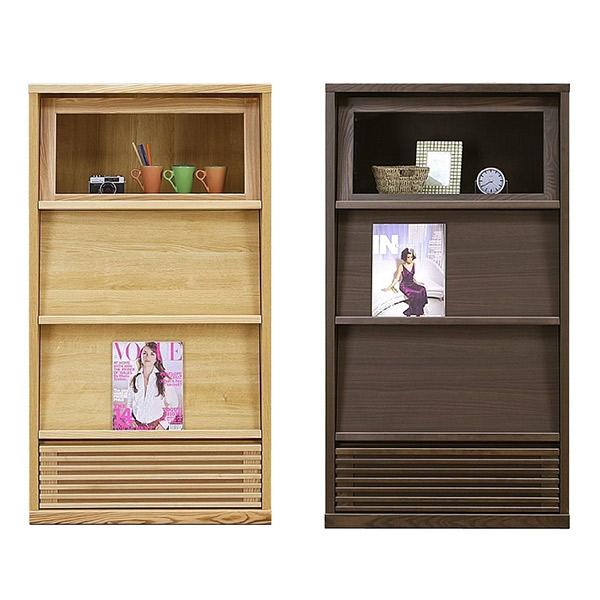 フリーボード ブックシェルフ 幅75cm ラック フリーラック 飾り棚 本棚 リビング収納 小物収納 木製 収納家具 日本製 完成品 送料無料