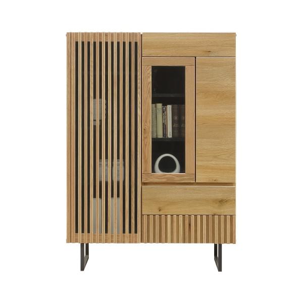 キャビネット リビングボード ミドルボード リビング収納 収納家具 完成品 木製 シンプル おしゃれ 和風 モダン