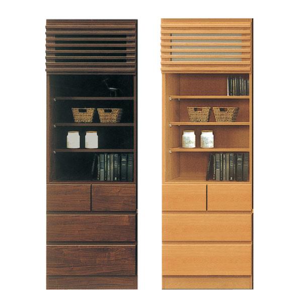 キャビネット リビングボード サイドボード リビング収納 オープンキャビネット 木製 小物収納 収納家具 幅60cm 日本製 完成品 シンプル