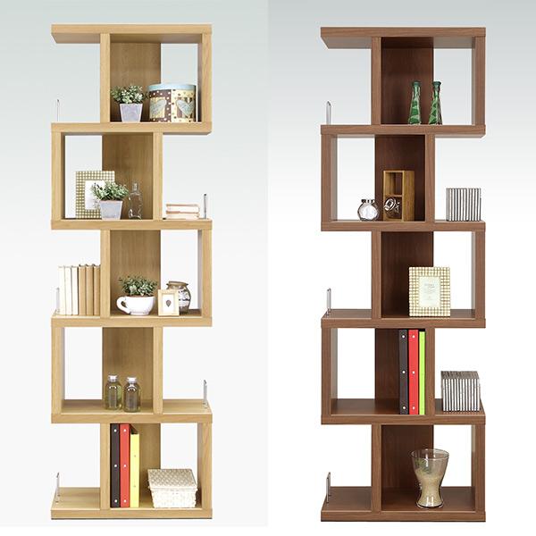 ブックシェルフ オープンラック 木製 オープンシェルフ 日本製 ディスプレイ 棚 完成品 おしゃれ 幅60cm ハイタイプ 本棚