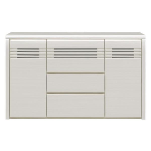 キャビネット サイドボード リビングボード 幅120cm 完成品 リビング収納 収納家具 シンプル おしゃれ モダン 木製