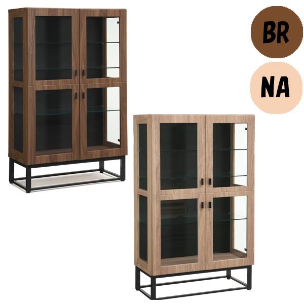 コレクションケース コレクションボード キュリオケース フィギュア 幅80cm ディスプレイ 黒板 飾り棚 ガラス ロータイプ 完成品 送料無料