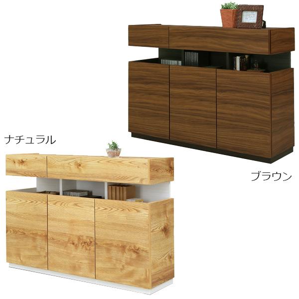 【破格値下げ】 リビングボード キャビネット 日本製 完成品 サイドボード 木製 完成品 北欧 日本製 国産 おしゃれ 北欧 モダン 幅115cm リビング収納 送料無料, ペットと暮らす幸せ ハピわん:4039a6fd --- hortafacil.dominiotemporario.com