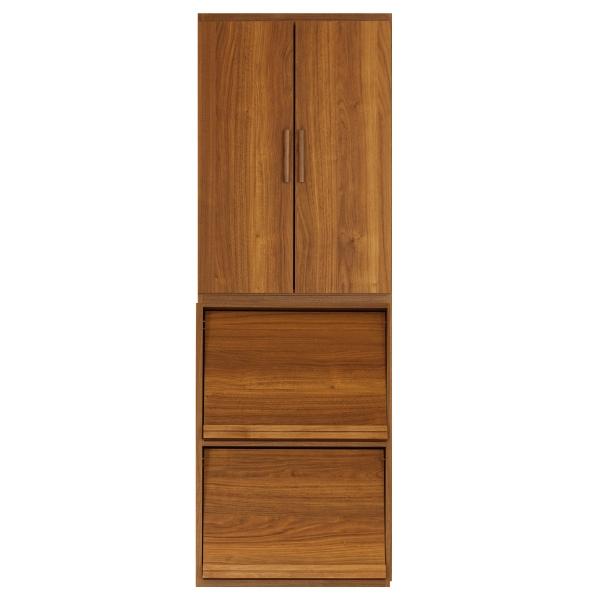 チェスト リビングボード 幅60cm 完成品 リビング収納 収納家具 シンプル モダン おしゃれ ブラウン 木製