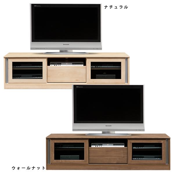 テレビボード テレビ台 幅160cm 完成品 ローボード 引き戸 収納 木製 北欧 TVボード テレビラック 国産