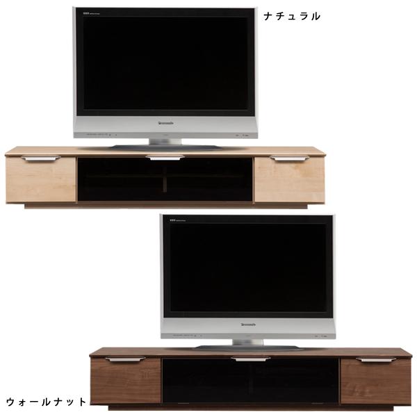テレビボード テレビ台 幅180cm 完成品 ローボード 収納 木製 北欧 TVボード テレビラック 国産