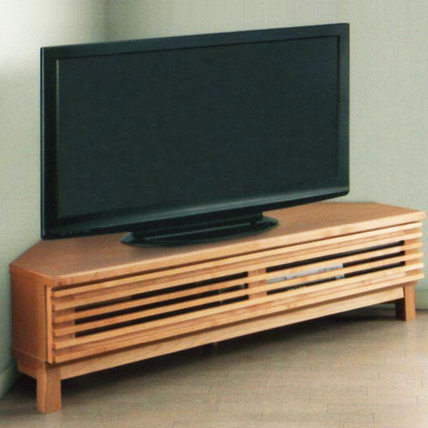 テレビボード テレビ台 コーナー ローボード 幅120cm 木製 完成品 AV機器収納 テレビチェスト AVチェスト リビングボード リビング 家具 モダン 北欧