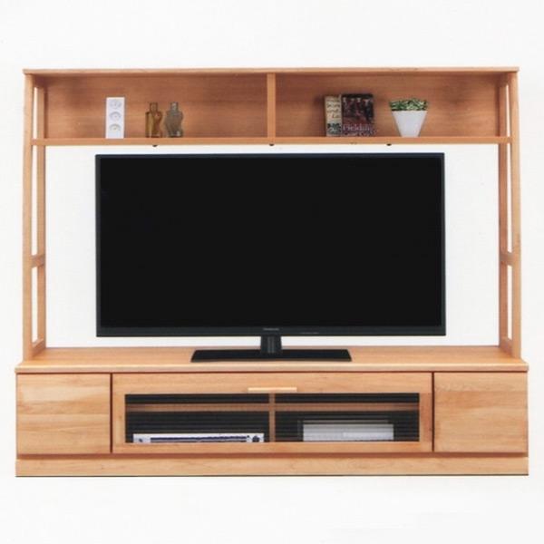 テレビボード リビングボード テレビ台 TVボード TV台 収納家具 木製 リビング収納 収納 棚 幅160cm 北欧風 ハイタイプ AV機器収納 リビング 家具
