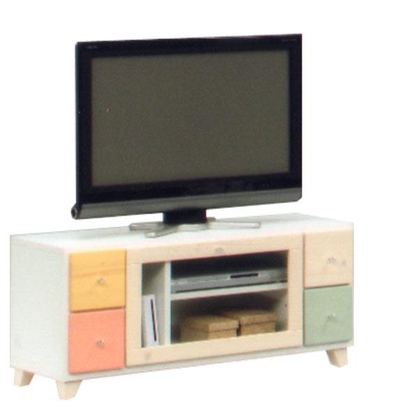 【ポイント3倍 8/9 9:59まで】 テレビ台 テレビボード 幅100cm TV台 TVボード AVボード 木製 完成品 送料無料