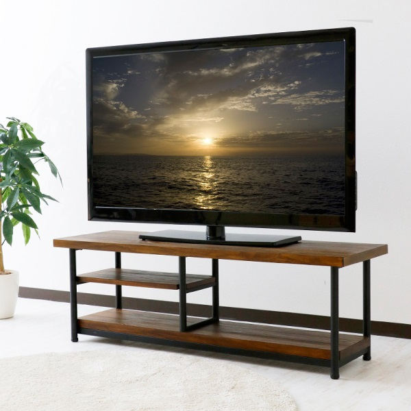 TVボード TV台 テレビボード テレビ台 幅120cm 完成品 リビング収納 AV機器収納 収納家具 シンプル モダン おしゃれ 木製