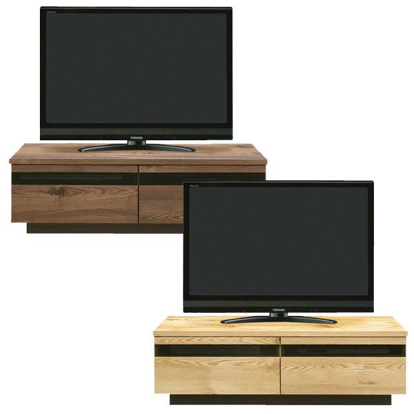 テレビ台 テレビボード 幅120cm ローボード テレビボード AVボード 木製 テレビチェスト AVチェスト 北欧 モダン 完成品 日本製 タモ材