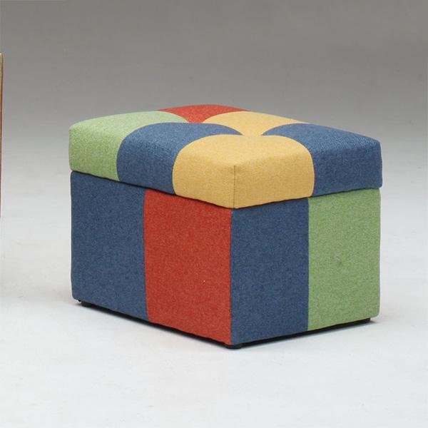【最安値挑戦!】 オットマン スツール かわいい おしゃれ 一人用 かわいい ファブリック カラフル 1人掛け 足置き 収納付き ボックス 椅子 おしゃれ 一人用 ソファ いす モダン 送料無料, まーぶるPC:78258080 --- canoncity.azurewebsites.net