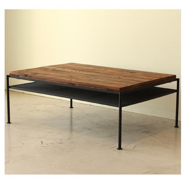 センターテーブル リビングテーブル テーブル 机 幅93cm 棚付き 北欧 モダン シンプル おしゃれ 木製 リビング 送料無料