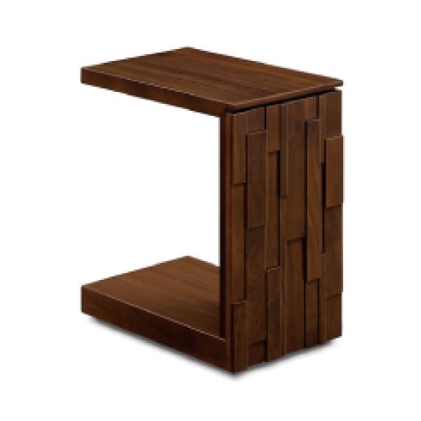 サイドテーブル ナイトテーブル テーブル 木製 完成品 シンプル おしゃれ モダン