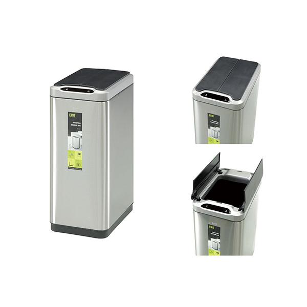 ゴミ箱 ステンレス シンプル おしゃれ モダン 30L