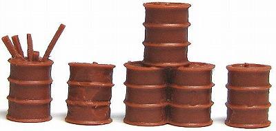 YSK 鉄道模型 Nゲージ カラーレジンキット 卓抜 1 150 カラーレジン製 ネコポス可 茶 ドラム缶 情景アクセサリー ランキングTOP10