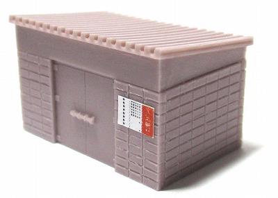 専門店 25%OFF YSK 鉄道模型 Nゲージ カラーレジンキット 1 150 情景アクセサリー カラーレジン製 ブロック倉庫 ネコポス可