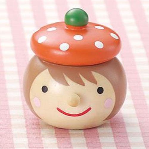 出産祝いに 格安 価格でご提供いたします キンダーシュピール 乳歯入れ 全商品オープニング価格 Girl オレンジ