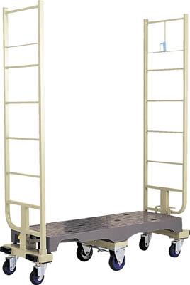 【送料無料】スリムカート WSC-2 W1270×L420×H1650 ネスティングタイプ ブレーキ付き