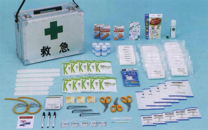 災害組織用救急箱(約50人用)【震災】【地震】【災害】