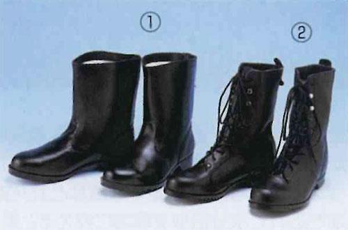 安全半長靴(V-2400)