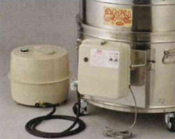まかないくん85型オプション!85型灯油バーナーセット(二段階燃焼)(50Hz)(60Hz)