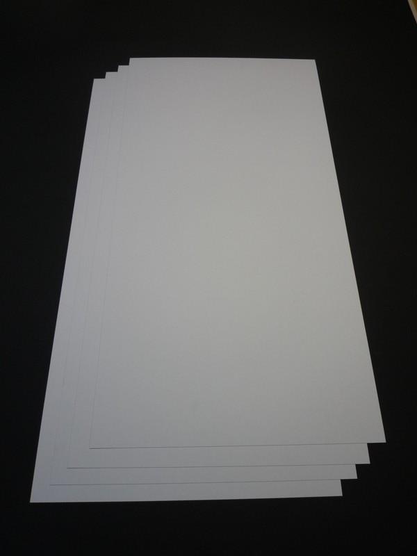 オープニング 大放出セール ☆送料無料☆ 当日発送可能 送料無料商品と同時購入で送料無料 たとう紙 台紙 折らずに発送 81cm×32cm たとう紙用の台紙のみ 10枚セット