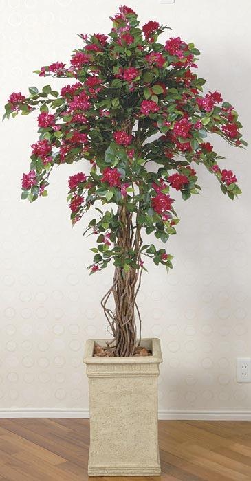 適切な価格 アートグリーン 127C800 光の楽園 光触媒:わくわく家具 2020年版 人工観葉植物 ブーゲンビリア2.0-花・観葉植物