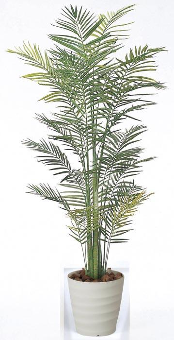 光の楽園 トロピカルアレカパーム1.8 141F430 2020年版 アートグリーン 人工観葉植物 光触媒