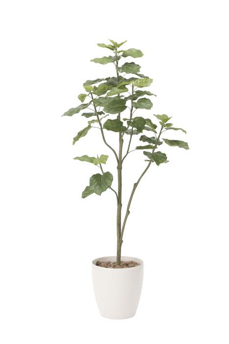 光の楽園 ウンベラータツリー1.8 805A430 2020年版 アートグリーン 人工観葉植物 光触媒