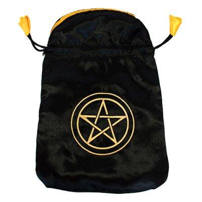 送料無料 迅速にお届けします タロットバッグ タロットポーチ ペンタクル タイムセール Bag 贈り物 BT11 Pentacle Tarot